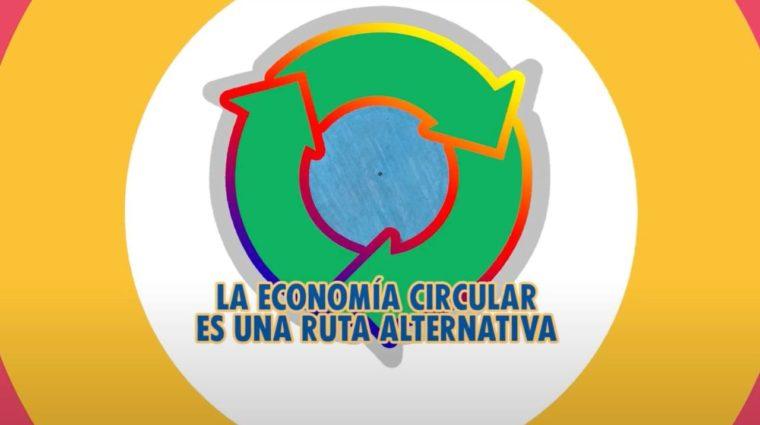 ciclo de la Economía circular alternativa